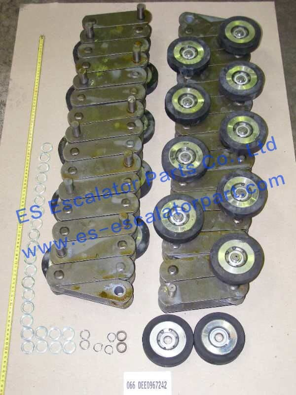 O&K Step chain DEE0967242 delivery