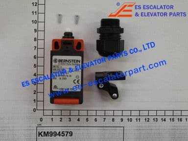 KONE Replaced by KM994579  LIMIT SWITCH