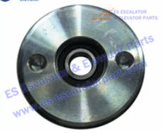 ROLLER AND WHEEL NEW 241518