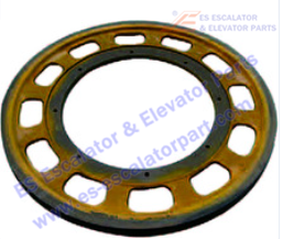 Roller And Wheel NEW 310676