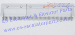 Hitachi Escalator Parts Comb Plate 22502291A