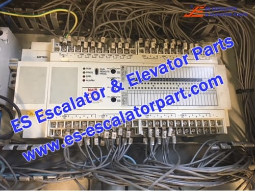 FUJITEC Elevator PLC GS8000 WITH PROGRAM