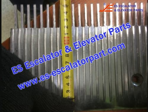 CANNY/KONL Escalator Parts Comb Plate
