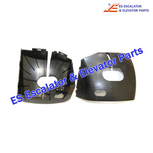 CANNY/KONL Escalator Inlet Cover Plate
